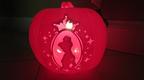 Disney Princess Cinderella Blue Light Up (Cinderella Pumpkin Carriage Halloween)