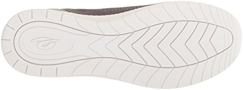 Easy Spirit Womens Geinee Balletto Grigio Piatto
