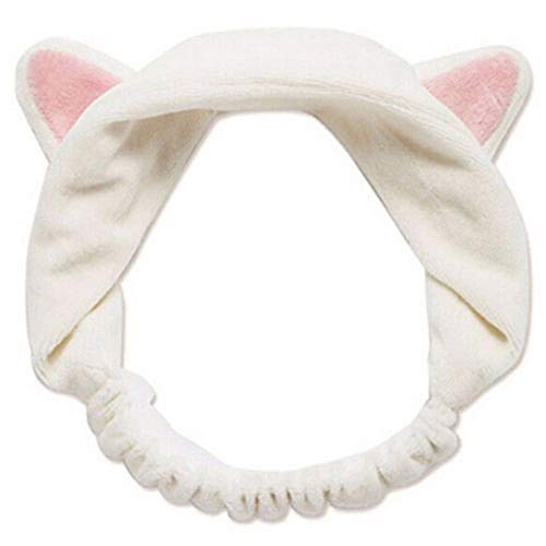 Cat Ear Headband Headwear Ornament Trinket Hair Accessories,As The Picture Show5,Size Fits All (Cat Chewing Hair Off End Of Tail)