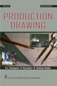 Machine Drawing for VTU