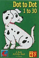 Dot to Dot 1 to 30 by Poof Slinky by Poof (Dot Slinky)