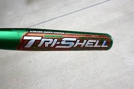 新しいイーストンtri-shell 34 /27 sts2 Slowpitch Softball Batグリーン B00ZW6DVC6