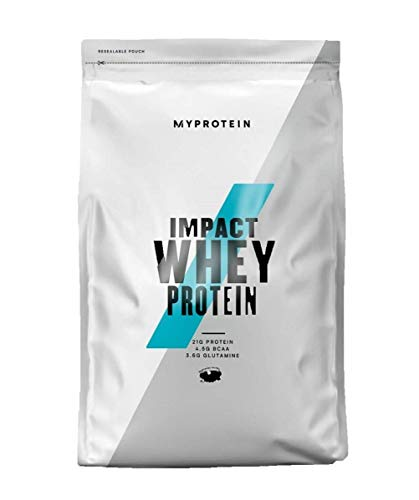 Myprotein Impact Whey Protein, 1 kg, Chocolate Smooth