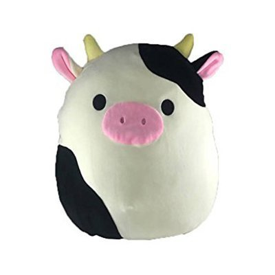 (Squishmallow 5 Inch Best Seller Series #1 Plush Super Soft Squishy Stuffed Animals Age 0+ (Connor the Cow))