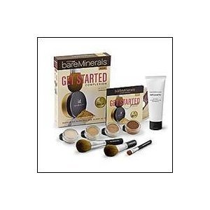 bareMinerals Get Started Kit - Fair 9-Piece Kit (Bare Mineral Get Started Kit)