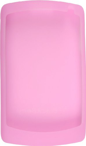 BlackBerry Rubberized Skin for BlackBerry 8800, 8820, 8830 (Pink) [Bulk Packaging]
