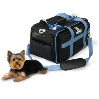 Smart Space Pet Carrier with Flex Room for Pets, Large