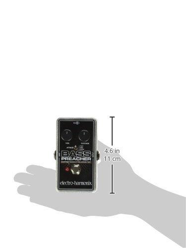 Electro-Harmonix  Bass Preacher Bass Compressor/Sustainer Pedal