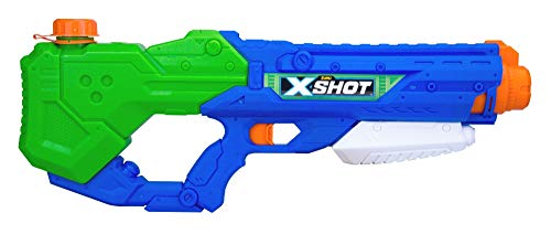 XShot Water Warfare Pressure Jet Water Blaster by ZURU ()