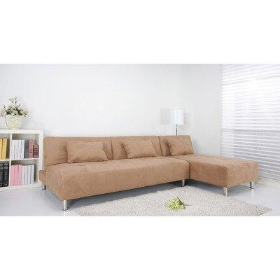 Swell Amazon Com Atlanta Convertible Sectional Sleeper Sofa Color Customarchery Wood Chair Design Ideas Customarcherynet