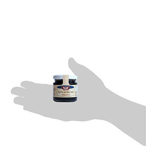 Cuttlefish Ink Jar 3.2 Ounce by Alma Gourmet by Alma Gourmet (Image #4)