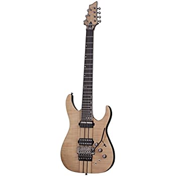 Schecter BANSHEE ELITE-7 FR Sustainiac 7-String Solid-Body Electric Guitar