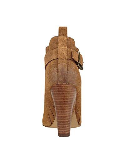 Indovina Stivali Da Donna Nicolo Punta Marrone 8,5 M