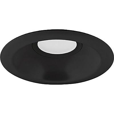 """Progress Lighting P8071-31/30K9-AC1-L07 LED Trim, 6"""", Black"""