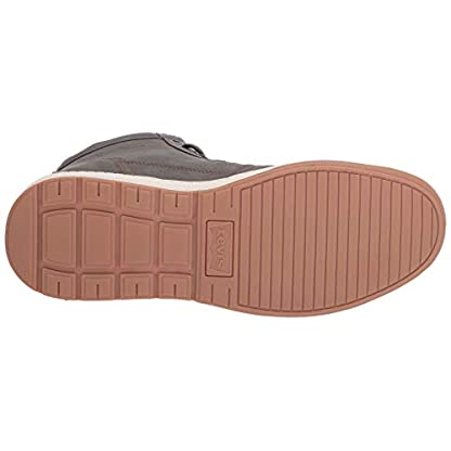 Levi's Mens Stanton Waxed UL NB Fashion Hightop Sneaker Shoe 4
