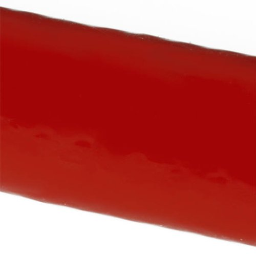 Red Heat-Shielded Fire Sleeve for Oil Fuel Lines /& Electrical Wiring 15mm X 10-Ft