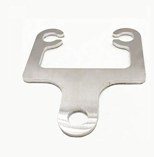 (Samdo Speedometer Bracket Stainless Steel Mount)