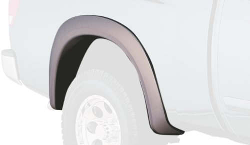 - Bushwacker 70002-02 Nissan Extend-A-Fender Flare - Rear Pair