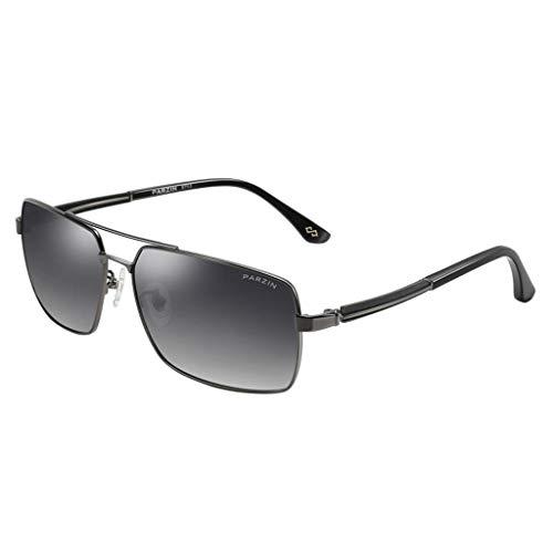 C De Conducción Grande Nueva Sol Polarizadas Vogue Casual Aviador Running Hombres Manera Gafas Los Caja La Uv 6a7dqw6p