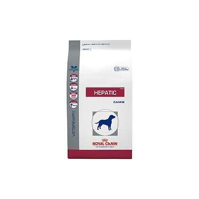 Royal Canin Veterinary Diet Hepatic Formula Dry Dog Food 7.7 lb