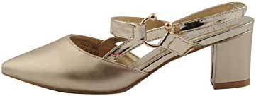 Madleen Dress Sandal for Women, Gold, 182278GLD36
