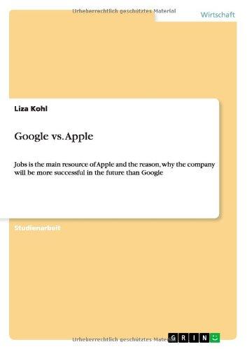 Google vs. Apple (German Edition) pdf epub
