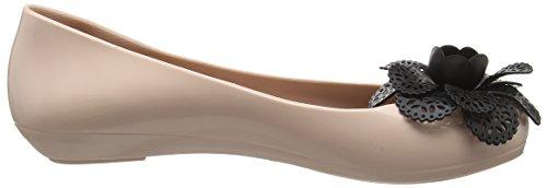 Garden Donna Nude Beige Contrast Ballerine Pop Zaxy fHwqATc