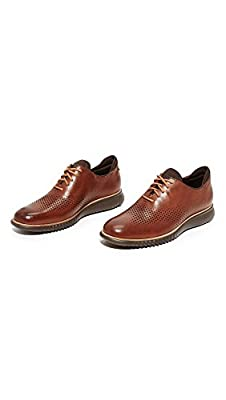Cole Haan Men's 2.Zerogrand Laser Perforated Wingtip Oxfords