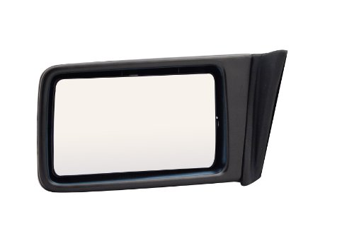 Pilot MD550941E-1L00 Mercedes-Benz 260E Black Manual Remote Replacement Driver Side Mirror ()