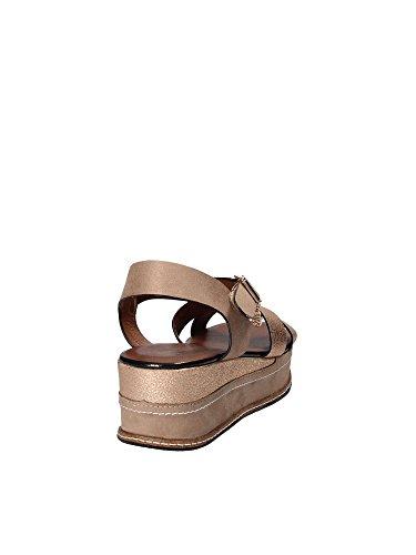 Zeppa Sandalo Jb843 amp; Donna Rosa Gold A18 tpRIqwt
