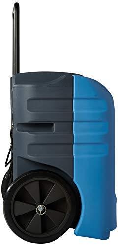 BlueDri BD-BD-75C-BL Commercial Industrial Grade 75 Pint Dehumidifiers for  Basements at Homes and Job Sites, Blue