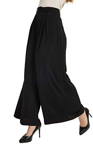 Tronjori Women Casual Palazzo Trousers product image