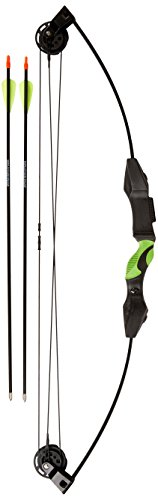Bow Products : Barnett Outdoors Team Realtree Banshee Quad Junior Compound Bow Archery Set