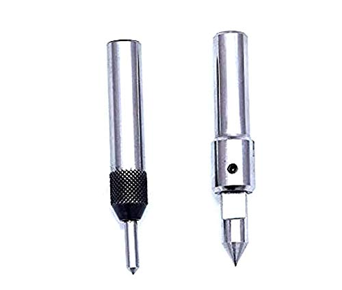Factory Tap Guide Spring loaded set of 2 Tool to Align Tap for threading Lathe Mill Jig Bore