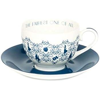 """Snow White Disney Fine Bone China 6/"""" Plates English Ladies Co"""