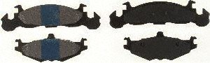 Bendix MKD219 Semi-Metallic Brake Pad Set