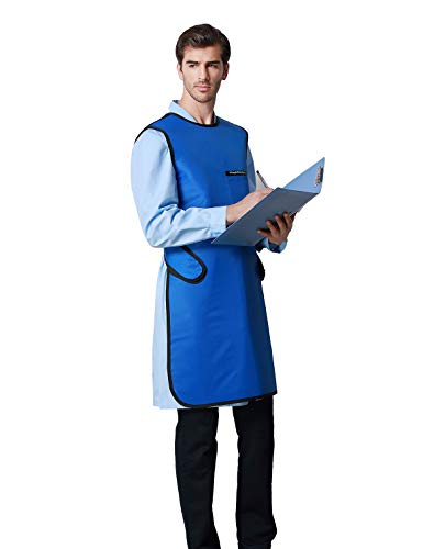 Classical Lead Xray Vest,Surgical Lead Shield Apron,Dental Lab Apron,Radiation Protection,0.5mmpb,Light Weight.