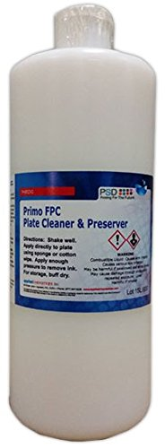 Primo FPC Plate Cleaner, 1 Quart by PSD
