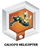 Disney Infinity Series 3 Power Disc Calicos Helicopter (from Bolt)