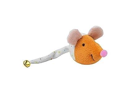 Little Petface Pom Pom Cat//Kitten Toys with Catnip