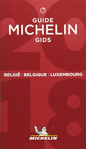 Price comparison product image Belgie Belgique Luxembourg - The MICHELIN guide 2018 2018 (Michelin Hotel & Restaurant Guides) (French Edition)