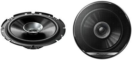 Pioneer TS-G1710F 17,78 cm (7 Zoll) Koax Lautsprecher (Doppelmembran, 280W) schwarz