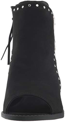 Ankle Tensley Laundry Women's Boot Suede Black Dirty tq67n