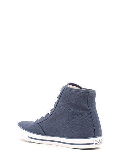 2880296P29906935 Azul Sneakers Emporio turquesa Armani Tejido Hombre qqz8a