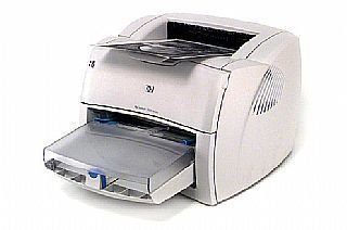 HP LaserJet 1200 Printer (Renewed) ()