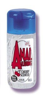 Anal Lube -Cherry 6 oz (Package of 3)