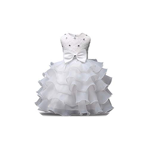 Girl Costume Sleeveless Kid Party Princess Vestidos Nina