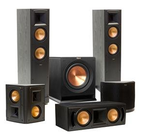 klipsch rf 62 ii 6 piece bundle w rc 62 ii rs 42 ii and. Black Bedroom Furniture Sets. Home Design Ideas