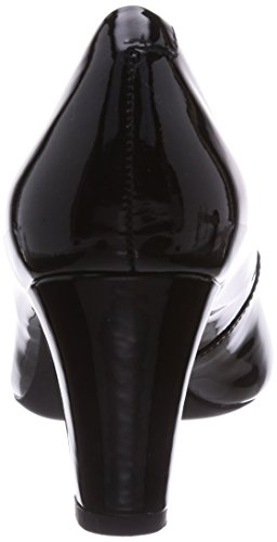 Geox B D Femme Mid Mariele blackc9997 Schwarz Escarpins attwr7