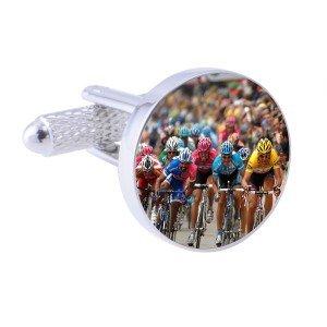 Personalizado Gemelos de ciclismo: Amazon.es: Joyería